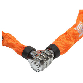 Kryptonite Keeper 465 Combo Chain Lock orange